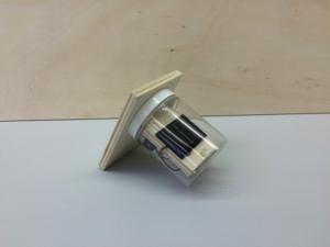 Lampe solaire autonome