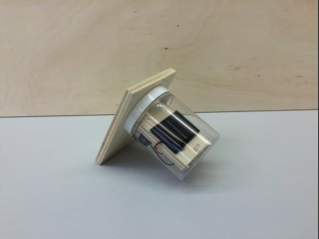 Photovoltaique Lampe Solaire Autonome Wessens Atelier